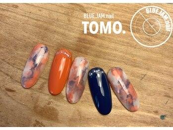ブルージャムネイル(BLUE.JAM.nail)/9月キャンペーンデザイン