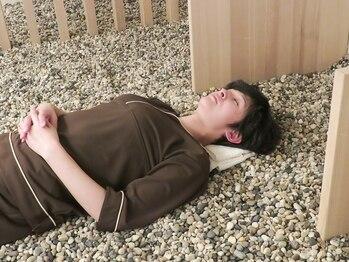 ミネラリズム(mineralism)の写真/【銀座駅徒歩3分】最新ミネラルミスト岩盤浴でミネラルチャージ!疲労物質/不要物をデトックスしてスッキリ