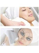 毛穴レス ツヤ キメ 改善 潤高保湿美肌全顔脱毛+撃効最強M22フォト美顔