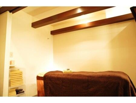 ルシェル四条烏丸(Le Ciel)の雰囲気(施術ルームは完全個室。ゆったりとした癒し空間で痩身効果を実感)