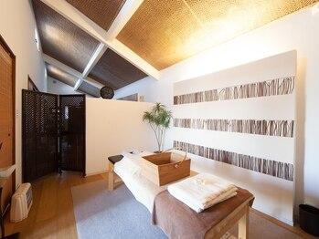 アパアパ(APA APA)の写真/床からドアまでバリから買い付けしたオシャレなインテリアで本場バリのリゾートの雰囲気をご堪能下さい♪