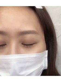 ダフネ(DAFNE)/[薄眉]似合わせ眉毛wax