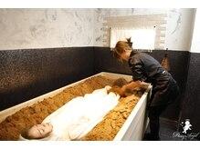 デイジーエンジェル/酵素風呂は温まるだけじゃない