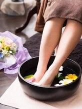 セリジェ 青山(Cerisier)/ボディは足湯から♪ツボ押し付☆