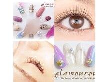 グラマラス アンジェアイ 国分寺店(glamourous/ange eye)