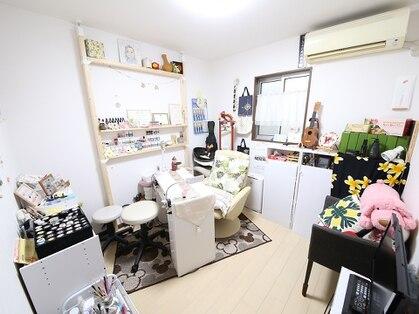 Genuine art salon~Honu(心斎橋・天王寺・難波/まつげ)の写真