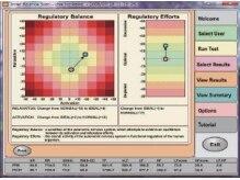 スイソニックの雰囲気(インナーバランススキャナー測定で自律神経の状態を把握!)