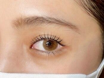 バーシャミ アイラッシュ(Baciami Eye Lash)の写真/【セーブルつけ放題¥5500】キャナルすぐそば/施術後のブローサービスでお出かけ前に寄れる◎