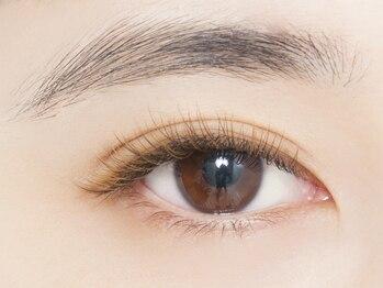 セレクト アイコンシェルジュ 新宿店(SELECT eye concierge)の写真/あざと可愛い♪アイライン効果と透明感が両方叶う【外国人風ブラウンエクステ ¥5980】