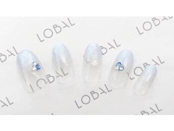 ロバル ネイルアンドまつげ(LOBAL)/オフィスネイル ☆¥6900-☆