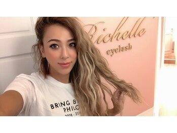 リシェルアイラッシュ 関内店(Richelle eyelash)/GENKINGさんが姉妹店にご来店♪