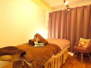 グシアロマ(Gushi Aroma)の写真/【女性専用】心と体のメンテナンス☆資格取得者の丁寧なカウンセリング後、オーダーメイド施術を提供◎
