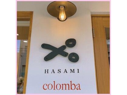 コロンバ(colomba)の写真