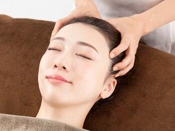 目の美容院 国分寺サロンの写真/【新規☆】アイエクセレントコース100分 ¥16500→¥12375☆ 酸素を吸いながらストレスと頭のコリから解放☆