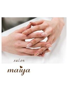 マイヤ 大泉ゆめりあ店(maiya)/ナチュラルネイル
