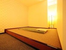 ゆらりの雰囲気(完全プライベートルームでゆっくりお過ごしください。)