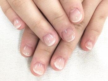 カラーズ ブルー 渋谷店(color's blue)の写真/【深爪矯正¥10980】爪でお悩みの方ご相談ください!自然で美しい爪を造り、自爪を育てます♪1本からでもOK!