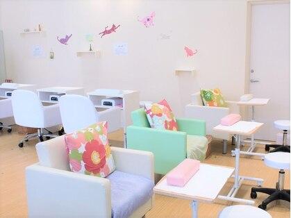 ネイル セン ジジ 越谷店(NAIL 1000 ZIZI)の写真