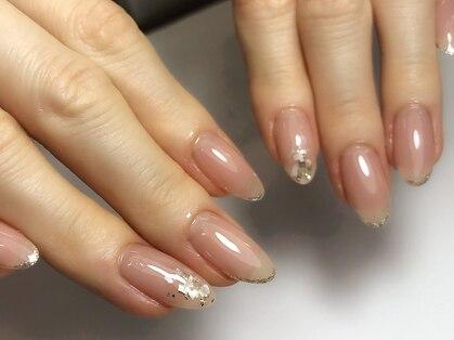ネイル アトリエ ミジュ(nail atelier MijU)の写真
