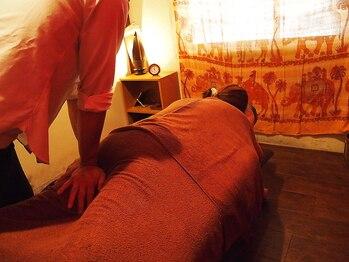 バトゥール 袋町本店(Batur)の写真/【20分¥1700~のお手頃メニューあり☆】身体の悩みを根本改善したい方必見!お手頃価格で本格施術を体験◎
