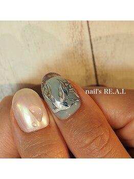 ネイルズリアル(nail's REAL)/親指シリーズ