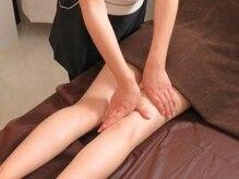 アイムシルキー(I'm silky.)の雰囲気(下半身痩身はヒップアップと美脚に特化した施術でスリムが叶う。)