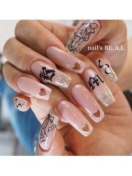 ネイルズリアル(nail's REAL)/ジェリップ