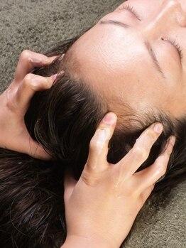 アロマテラピー サロン ショップ スクール バース 高松店(BATH)の写真/[大人気☆超熟睡ヘッドスパ]お得クーポン期間延長!じんわりほぐし脳がとろけそうな気持ち良さを初体験…♪