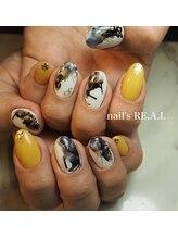 ネイルズリアル(nail's REAL)/ブリーディングインク