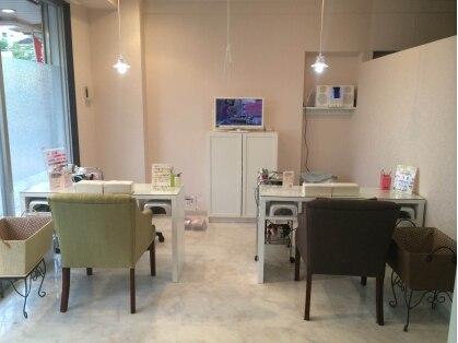 ネイルビューティーサロン パンドーラ 川西店(nail beauty salon Pandora)の写真