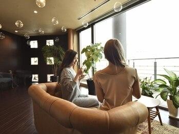 ビューティアンドリラクゼーションサロン ユライフ 関内駅前店(癒LIFE)の写真/<完全個室8部屋ご用意★>日常を忘れる贅沢空間・極上施術・おもてなし◎五感から満たされる癒しの一時を♪