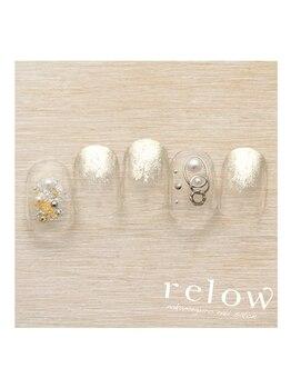 リロウ(relow)/2月のキャンペーンアート☆1