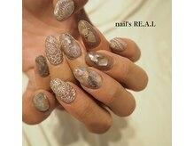 ネイルズリアル(nail's REAL)/ニュアンスネイル