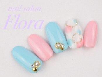 ネイルサロン フローラ(Flora)/*¥6000円定額キャンペーン*