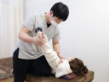 ASAの雰囲気(姿勢矯正/骨盤矯正で身体の不調を改善します◎)
