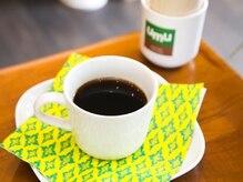 ウム(umu)の雰囲気(カフェ併設なので、ゆったりとエネルギーチャージができます♪)