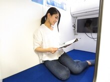 フィールド オーツー(FIELD O2)の雰囲気(酸素BOXは、テレビ・エアコン完備で快適な空間☆)
