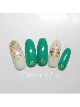 Matricaria Nail&Beauty_デザイン_12