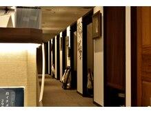 ルアンルアン ヘルスアンドビューティーモール ダイエー大宮店の雰囲気(店内は全席個室★周りを気にせず、ゆっくり施術が受けられます!)