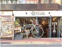 ティーラック 下北沢(T:Luck)の雰囲気(自転車が目印のオシャレな店内☆サロンが苦手な方にもおすすめ!)
