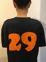 ホットハンド荒木 背番号29