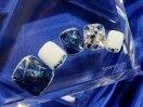フットブルー×ホワイトサマー