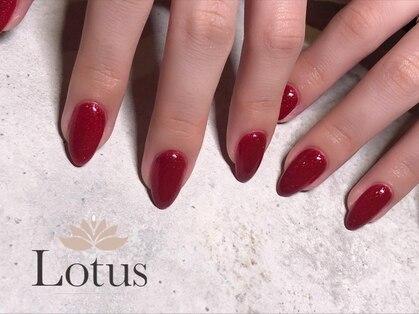 ロータス ネイルアンドアイラッシュ(Lotus)の写真