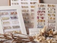 アイネイルズ 渋谷店(I nails)の雰囲気(初回オフ無料☆トレンドデザイン多く揃えています♪[ニュアンス])