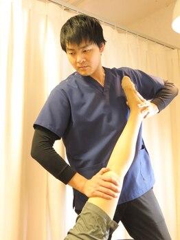 リファイン 目黒店/ストレッチ2
