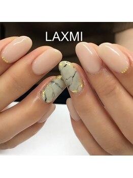 ネイルアンドアイラッシュ ラクシュミー(LAXMI)/ネイルコレクション