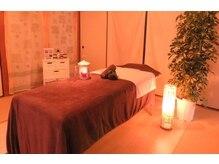 オーガニックサロン ポアン(Poan)の雰囲気(完全個室でリラックスできる空間で心から癒される…)