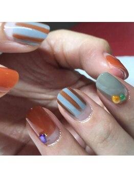 サンネイル(sunnail)/個性派ネイル
