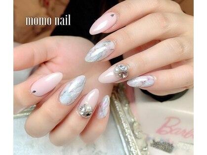 モモネイル(momo nail)の写真