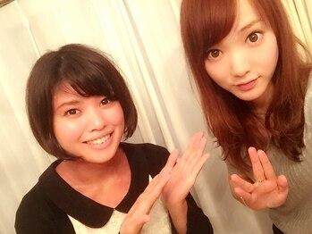 ルポルテ 自由が丘店(reporter)/下田美咲さんご来店